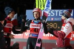 FIS Skisprung Weltcup in Titisee-Neustadt